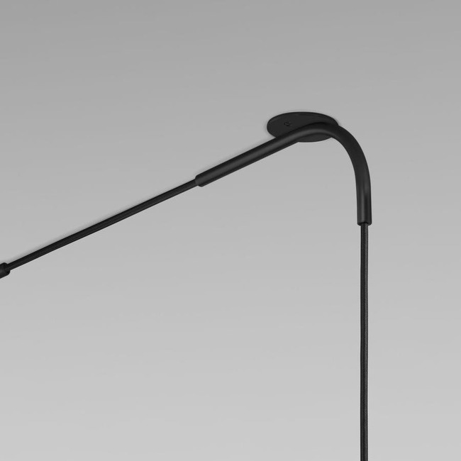 90 Degree Cable Guide for Spinne Pendant  by Kalmar