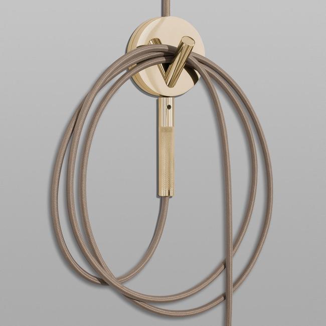 Cord Hook for Spinne Pendant  by Kalmar