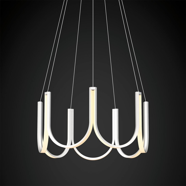 U7 Multi Light Pendant  by Arpel