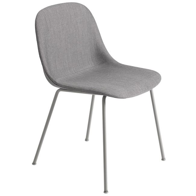 Fiber Side Chair Tube Base Remix  by Muuto
