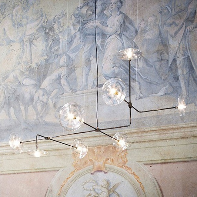 Essenza Chandelier  by Lightology Collection