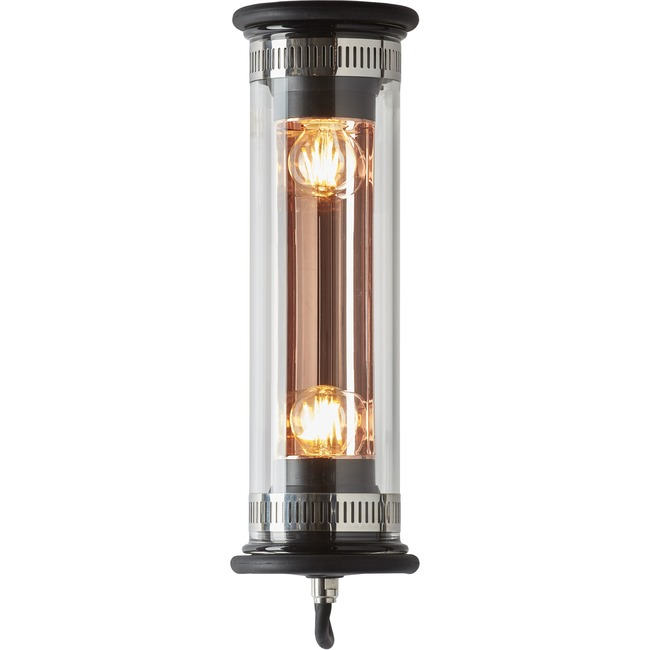 In The Tube No Mesh Indoor / Outdoor Wall Sconce  by DCW Editions