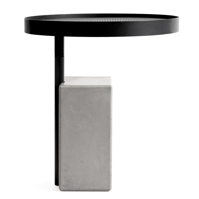 Twist Side Table  by Lyon Beton