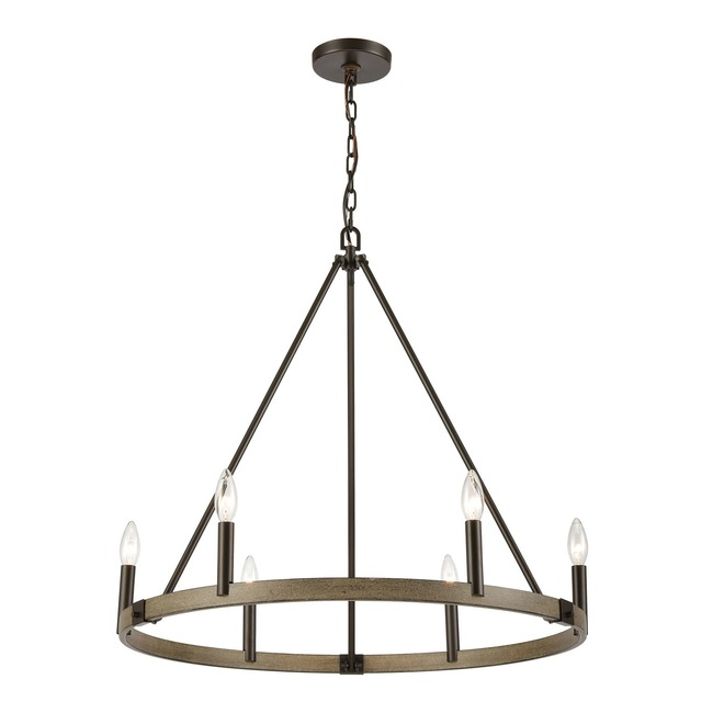 Transitions Chandelier  by Elk Lighting