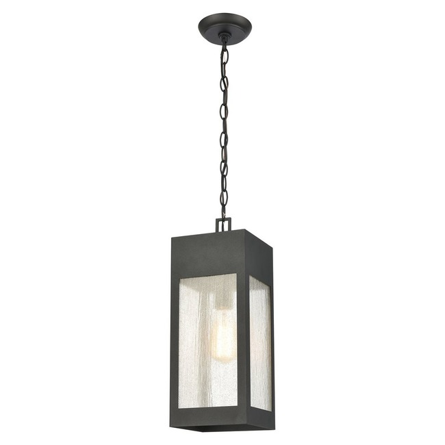 Angus Outdoor Pendant  by Elk Lighting