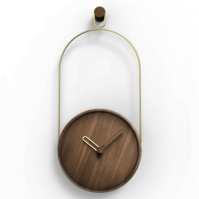 Eslabon Wall Clock  by Nomon