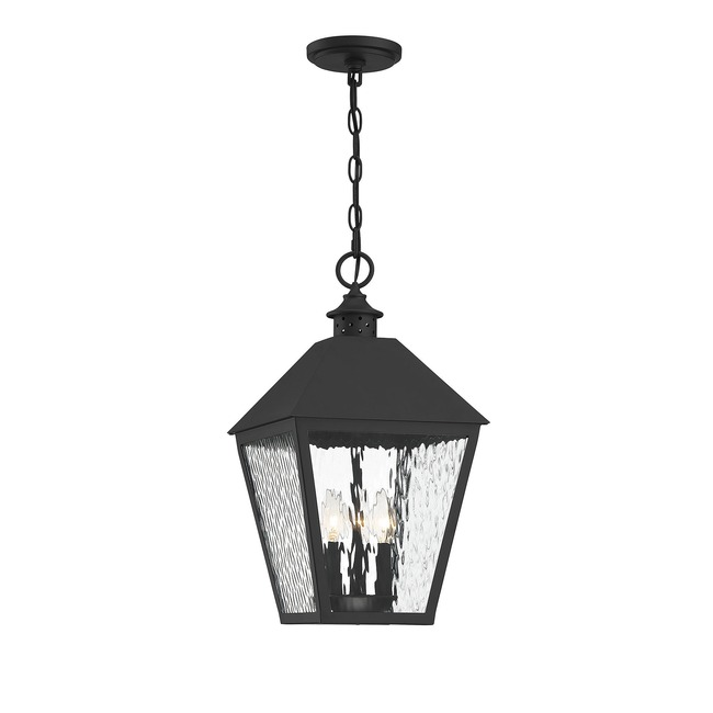 Harrison Outdoor Pendant  by Savoy House