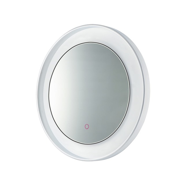 Floating Round 23 Inch Mirror  by Et2