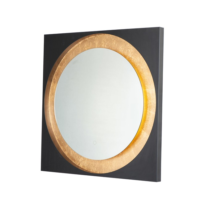 Floating Square Mirror  by Et2