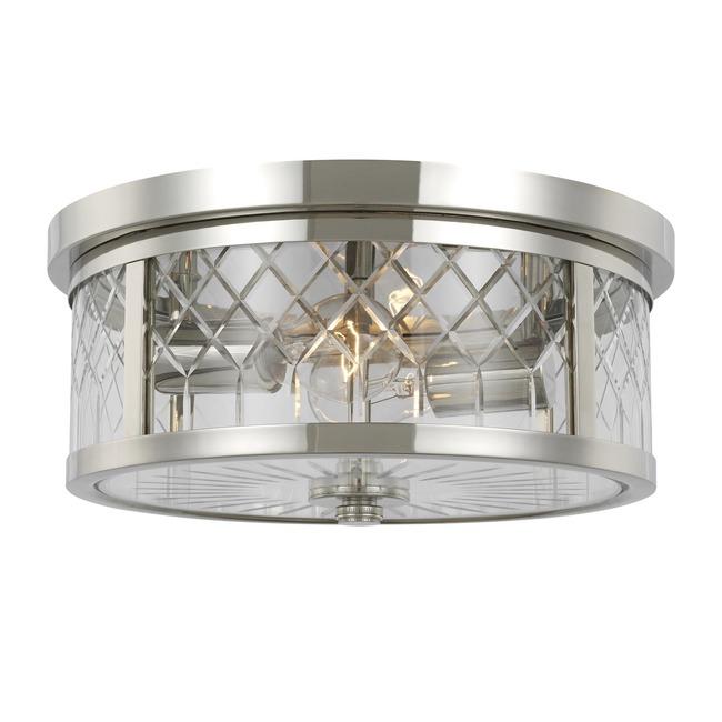 Alec Semi Flush Ceiling Light  by AH by Alexa Hampton