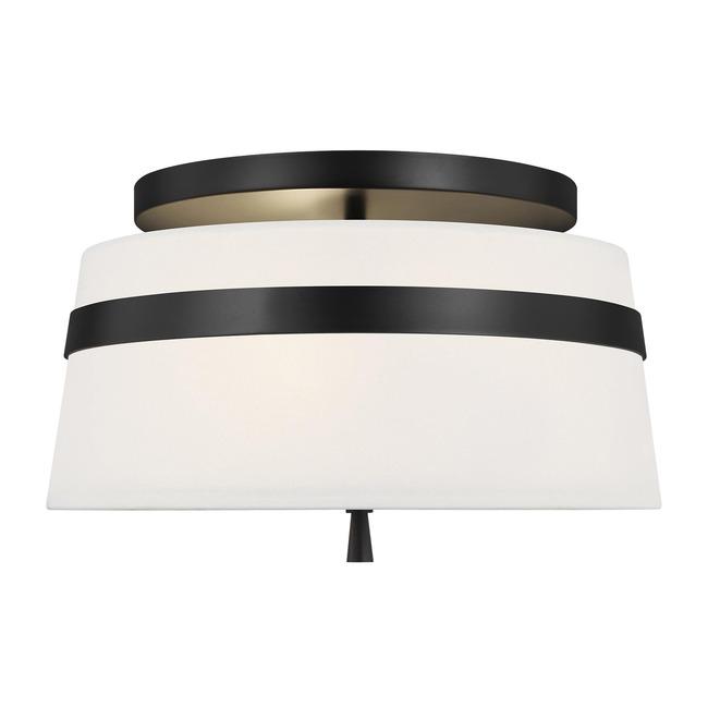 Cordtlandt Semi Flush Ceiling Light  by AH by Alexa Hampton