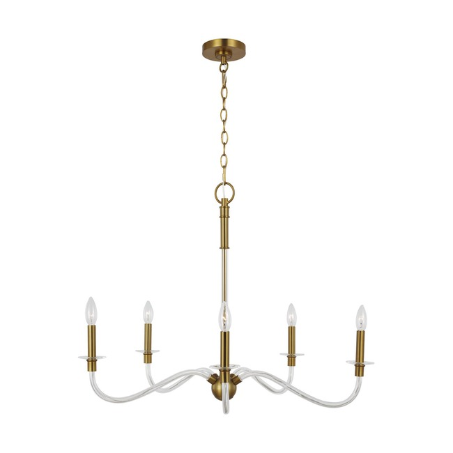 Hanover Chandelier  by C&M by Chapman & Myers