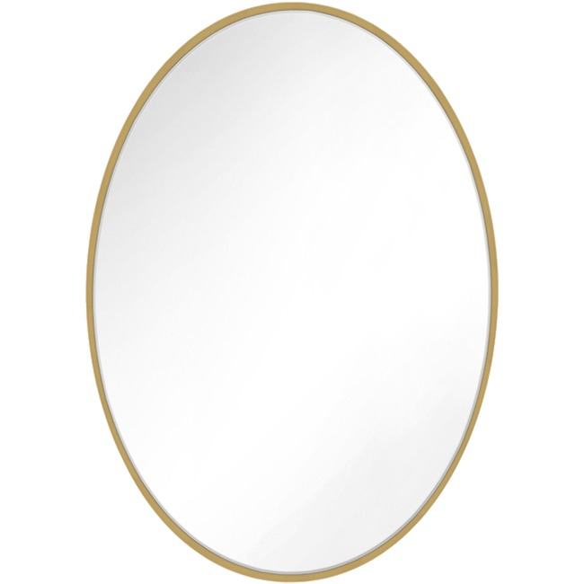 Kit Oval Mirror  by Feiss