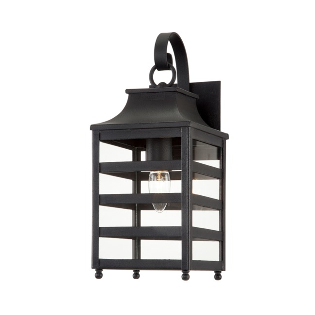 Holstrom Outdoor Wall Sconce  by Troy Lighting