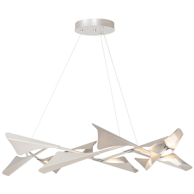 Plume Oval Pendant  by Hubbardton Forge