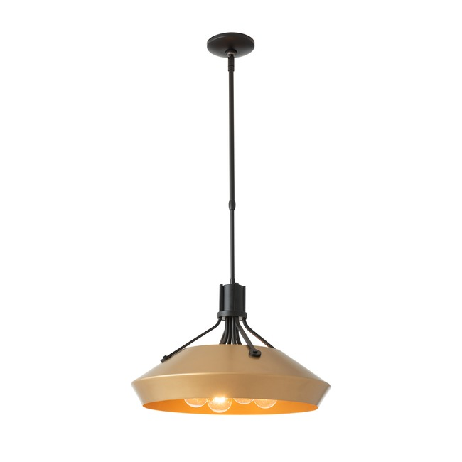 Henry Chamfer Pendant  by Hubbardton Forge