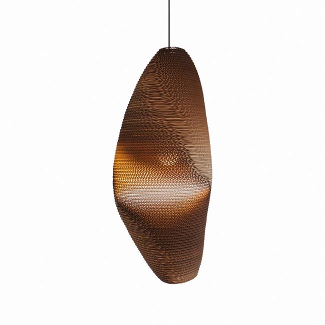 Scraplight Denny Pendant  by Graypants