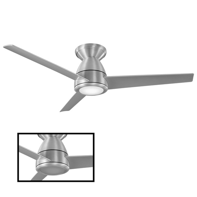 Tip Top DC Ceiling Fan with Light  by Modern Forms