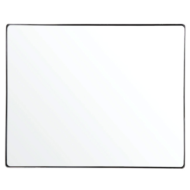 Kye Rounded Rectangular Mirror  by Varaluz