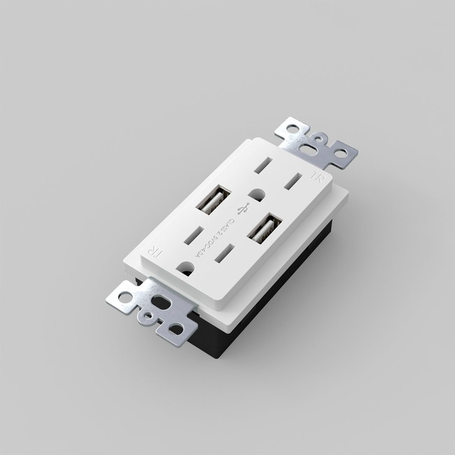 Buster + Punch Outlet Module  by Buster + Punch