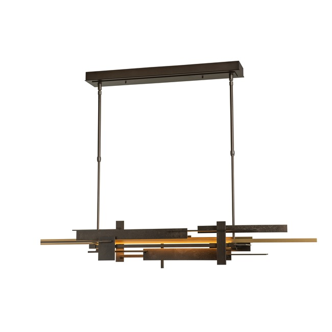 Planar Accent Linear Pendant  by Hubbardton Forge