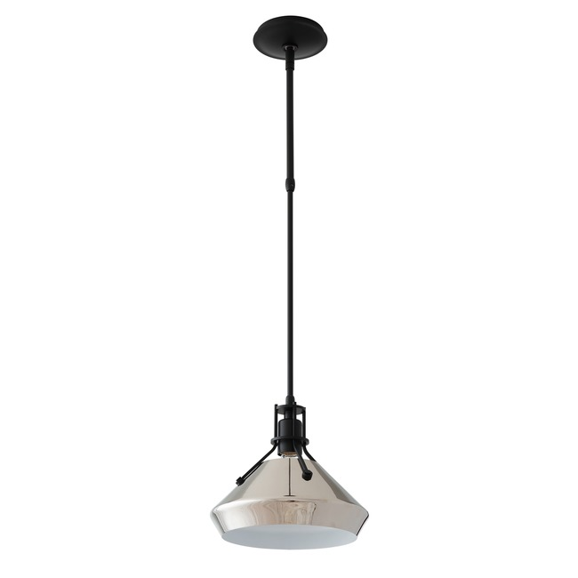 Henry Small Chamfer Pendant  by Hubbardton Forge