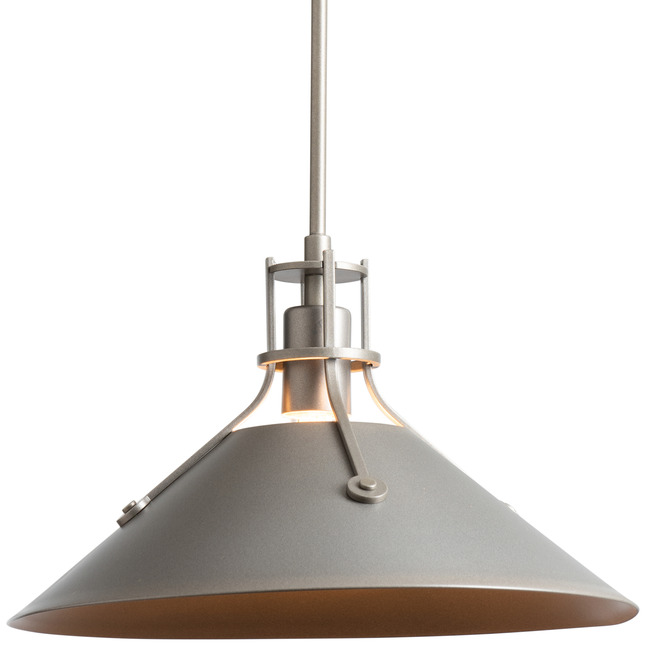 Henry Stem Outdoor Pendant  by Hubbardton Forge
