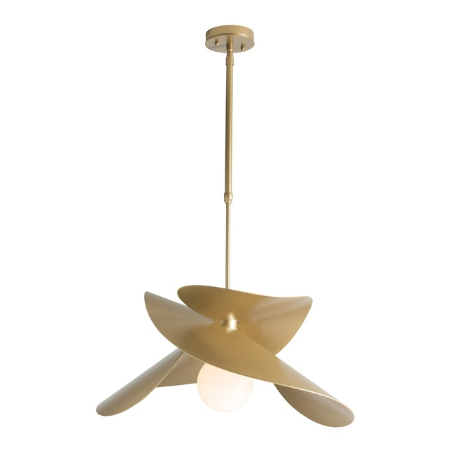 Hibiscus Outdoor Pendant  by Hubbardton Forge