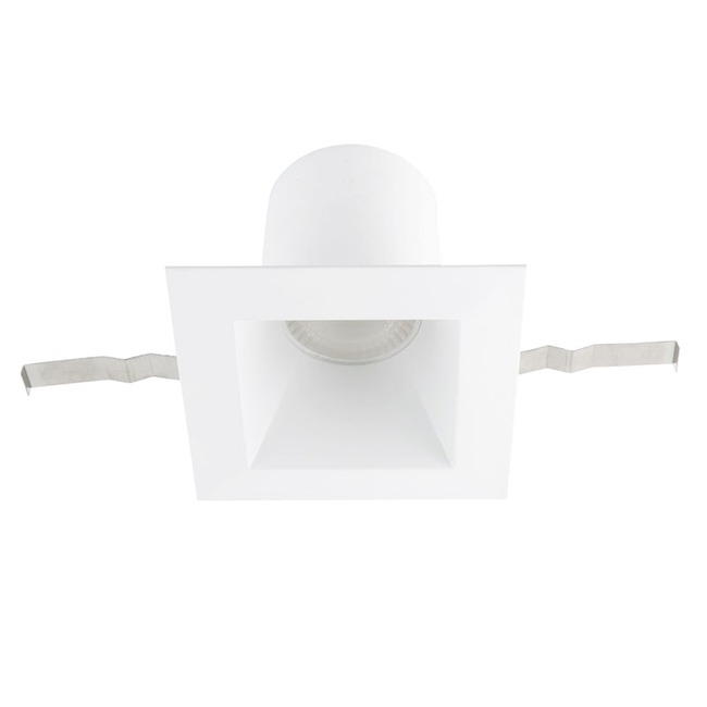 Blaze 6IN Square Downlight Trim / New Construction Housing  by WAC Lighting