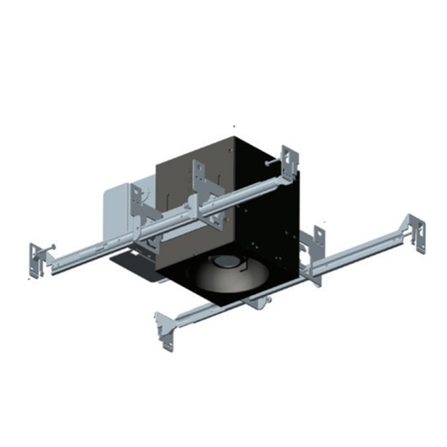 1X1 Trimmed Flanged Non-IC Airtight Housing  by Element by Tech Lighting