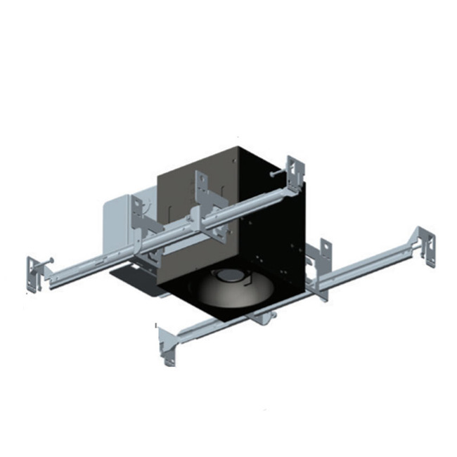 1X1 Trimmed Flangeless Non-IC Airtight Housing  by Element by Tech Lighting