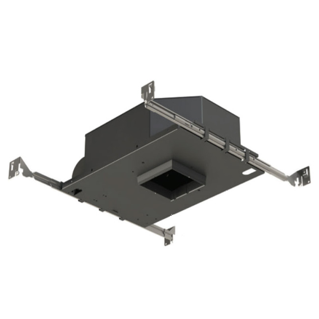 3IN SQ Flanged Adjustable Shallow Chicago Plenum Housing  by Element by Tech Lighting