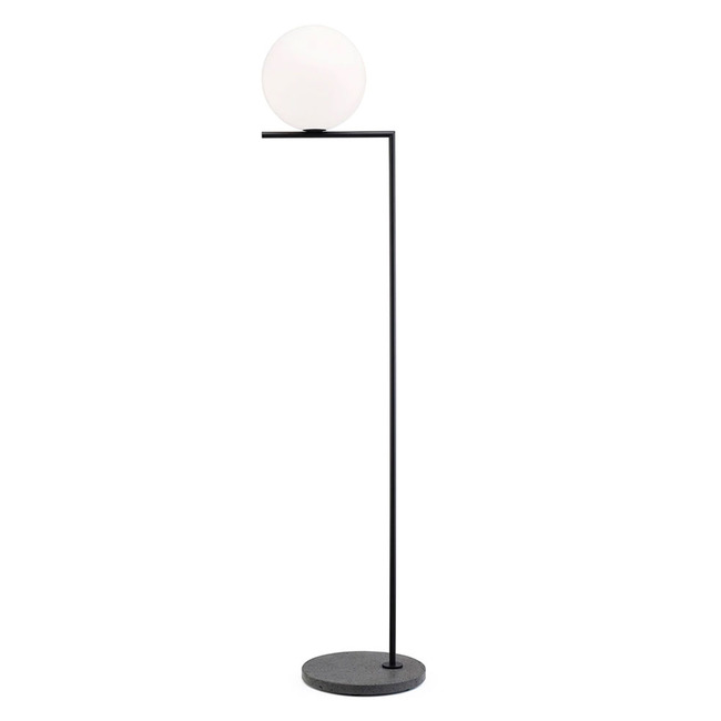 IC In & Out Floor Lamp  by Flos Lighting