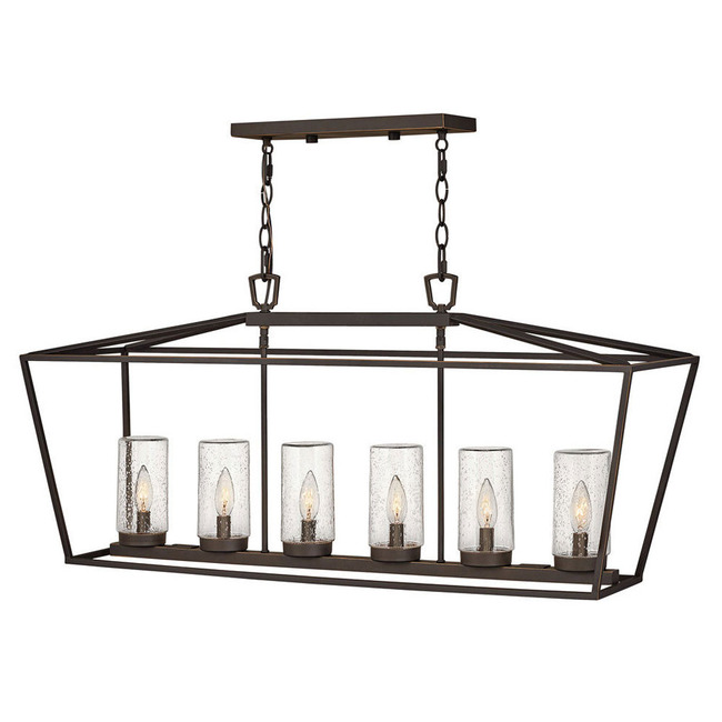 Alford Place 120V Linear Chandelier  by Hinkley Lighting