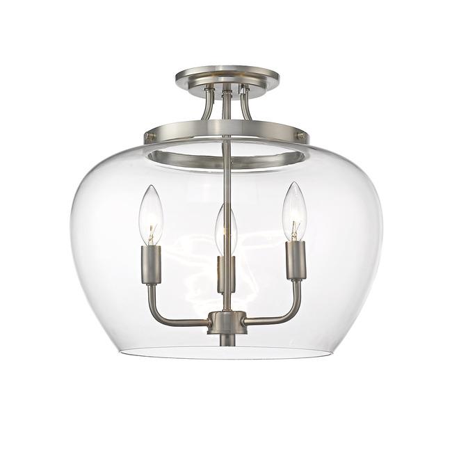 Joliet Semi Flush Ceiling Light  by Z-Lite