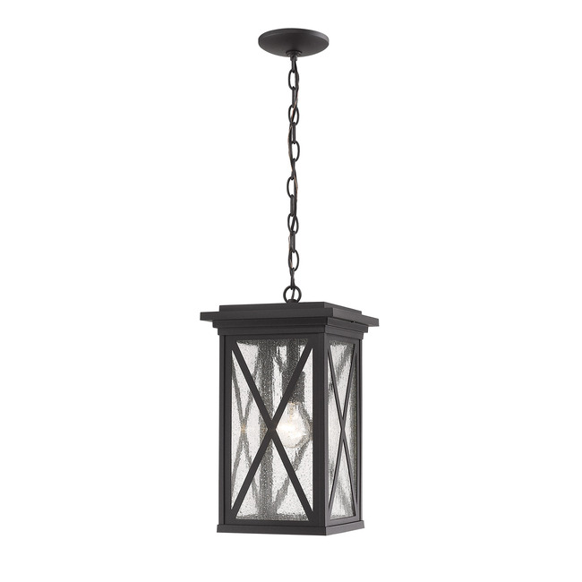 Brookside Outdoor Pendant  by Z-Lite