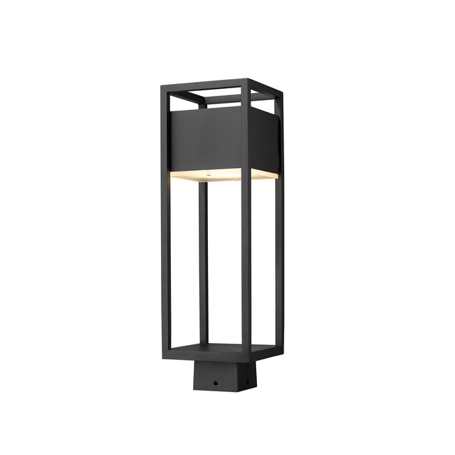 Barwick Post Mount  by Z-Lite
