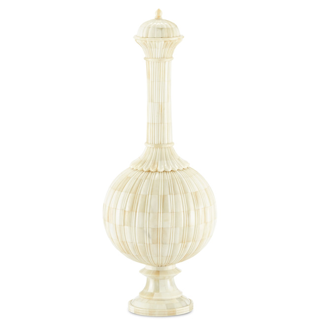 Mughal Tall Vase  by Currey and Company