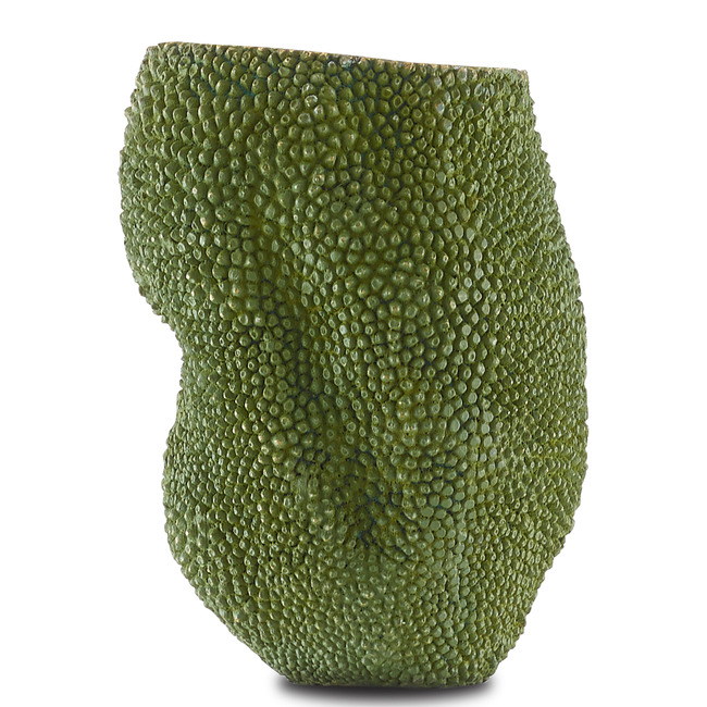 Jackfruit Vase  by Currey and Company