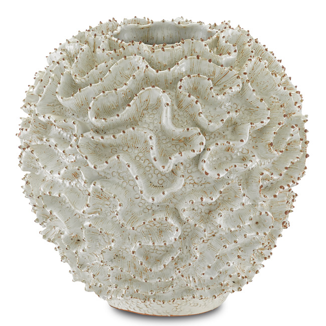 Swirl Vase  by Currey and Company
