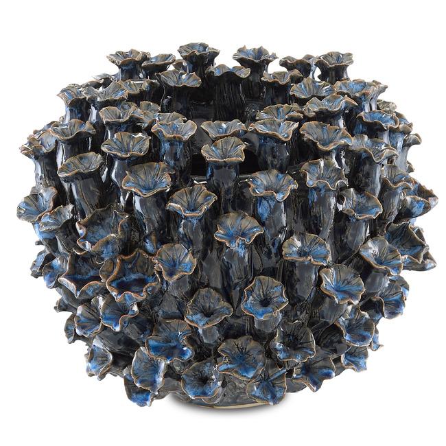 Manitapi Vase  by Currey and Company