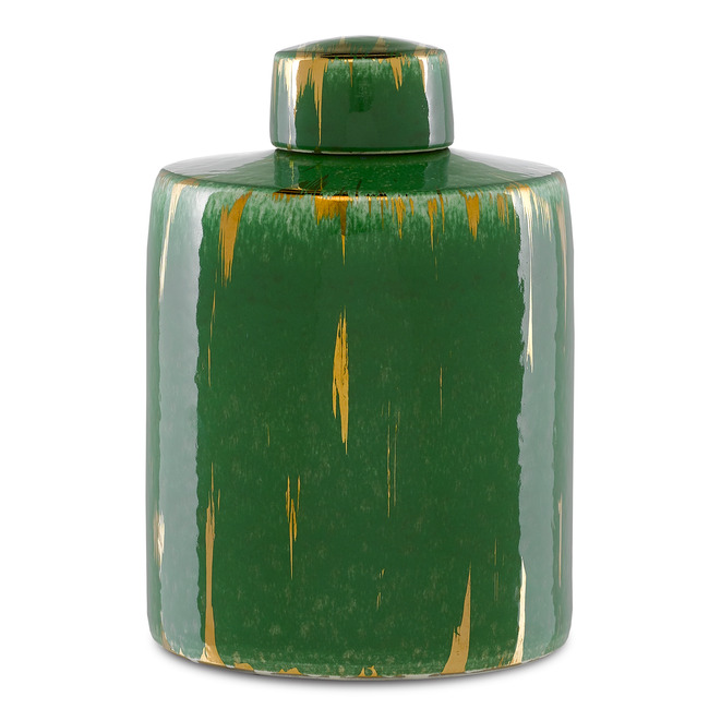 Chloros Jar  by Currey and Company