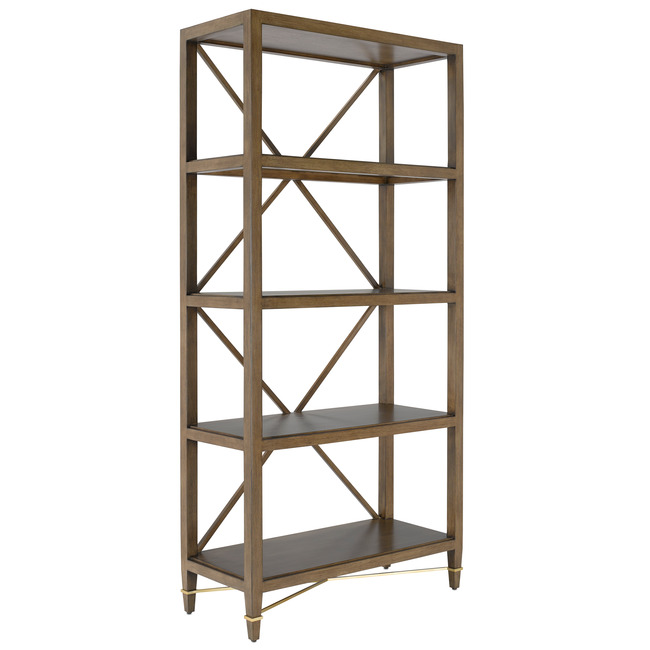 Verona Chanterelle Etagere  by Currey and Company
