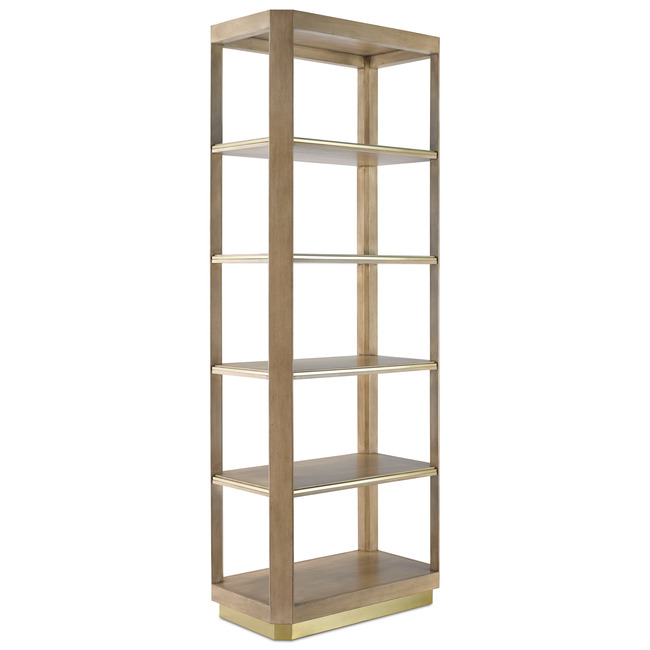 Bali Etagere  by Currey and Company