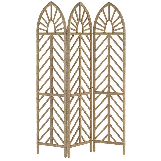 Samal Screen  by Currey and Company