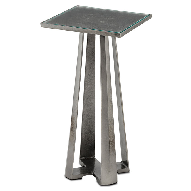Lanzo Accent Table  by Currey and Company