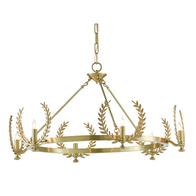 Lauritz Chandelier  by Currey and Company