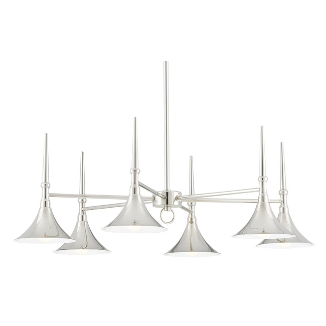 Julian Chandelier  by Currey and Company