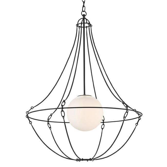 Stanleigh Pendant  by Currey and Company
