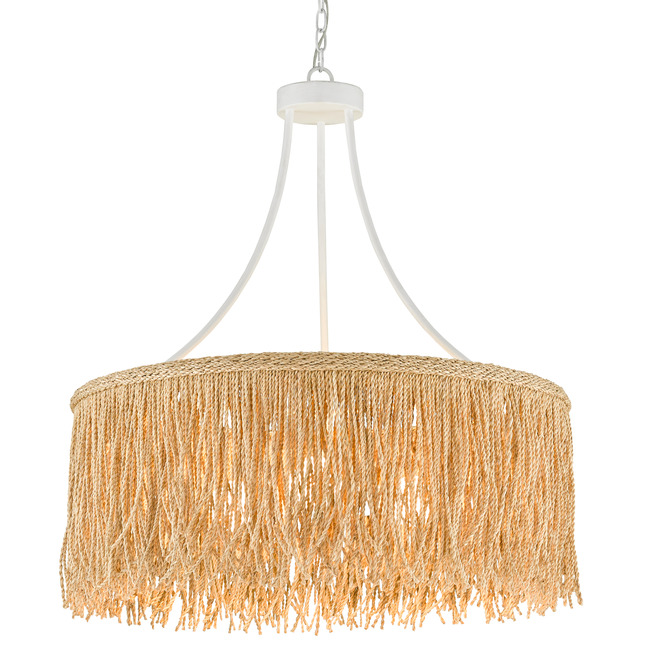 Samoa Chandelier  by Currey and Company